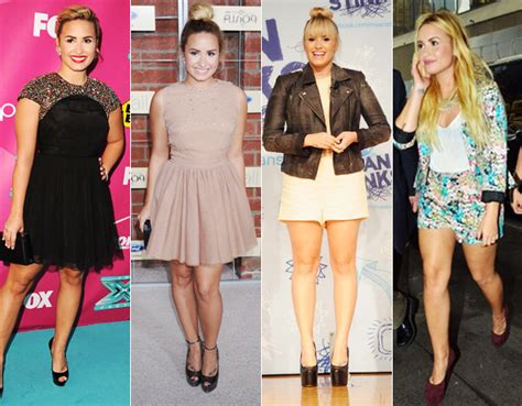 Which Demi Flawless Look Is Most Fab by Who Says You Re Not