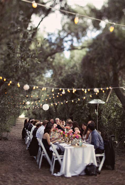 intimate backyard wedding intimate outdoor wedding ideas