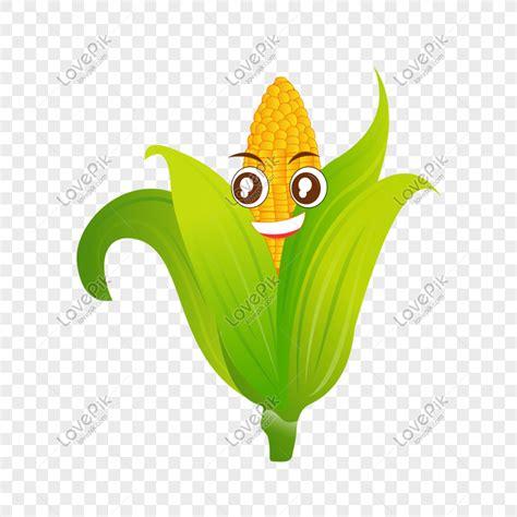 gambar kartun jagung terbaik gambar kantun