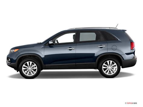 2011 Kia Sorento Reliability Ratings 2011 Kia Sorento Pictures Side View U S News World