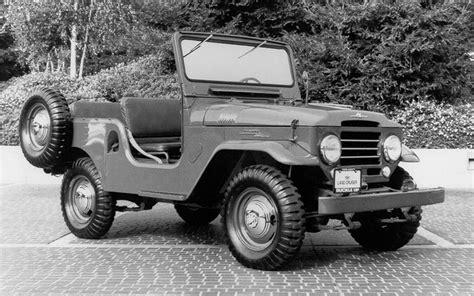 1951 Toyota Land Cruiser 1951 Toyota Land Cruiser