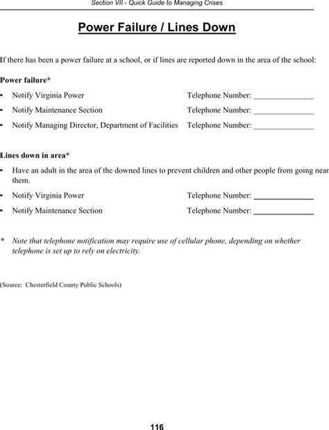 school crisis management plan template school crisis management plan for free page 118