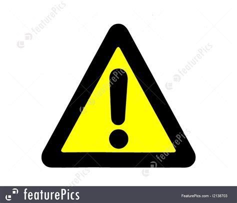 Signs And Info: Danger Signal - Stock Picture I2138703 at ... Go Sign Clip Art