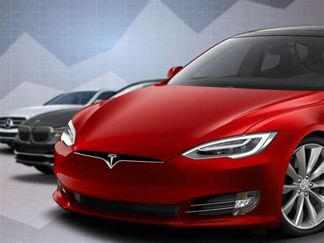 Tesla And Mercedes Tesla Leads Luxury Car Sales Mercedes And Bmw Web2carz