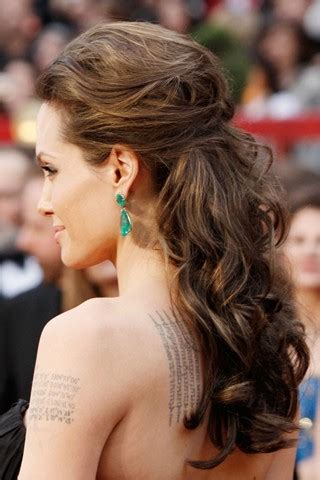 half up half down hairstyles red carpet brides up do hair style inspiration celebrity red carpet