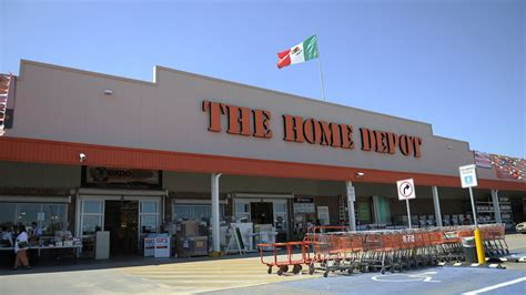 home depot m 233 xico abrir 225 seis tiendas este a 241 o