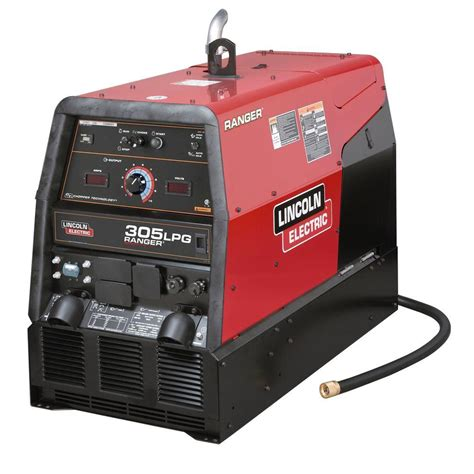 lincoln electric ranger 305 lpg engine driven stick welder
