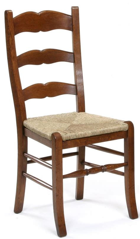 oak french cottage ladder  dining chairs  oak furniture west sussex