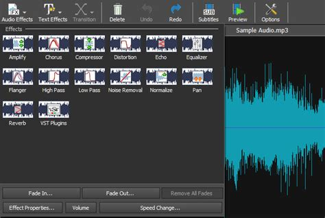 videopad audio tutorial how to edit videos like a pro with videopad video editor