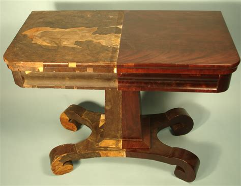 How To Restore A Coffee Table Before And After Le Barn Antiques Stamford Ct