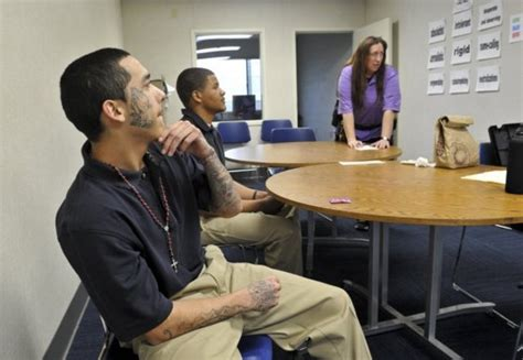 Youth Correctional Counselor by New Program At Camarillo Youth Detention Facility Tries To Curb Repeat Offenses
