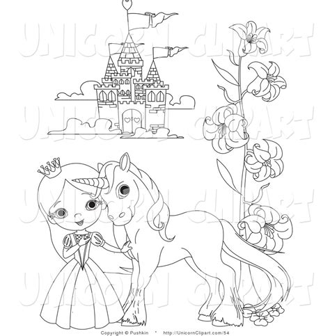 coloring pages unicorn princess royalty free stock unicorn designs of printable coloring pages