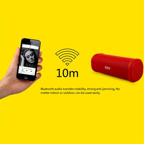 Mifa Speaker Bluetooth Dsp 3d Surround 4 0 F5 mifa speaker bluetooth dsp 3d surround 4 0 f5 black jakartanotebook