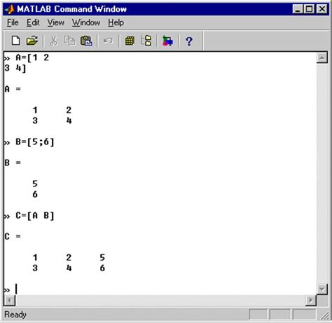 matlab tutorial vector vector in matlab 187 what is a row vector in matlab free