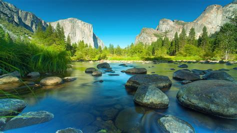 Yosemite nature wallpaper   AllWallpaper.in #7046   PC   en