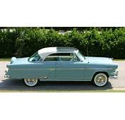 1954 Ford Skyliner  And Lincoln Mercury Pinterest