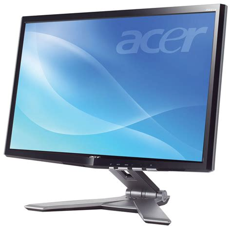 Lcd Monitor Notebook Acer Acer P221w 22 Lcd Monitor W Vga Dvi Refresh Computers Marketplace