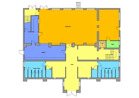 gurdwara floor plan projects