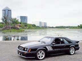 1982 Ford Mustang 1982 Ford Mustang Gt Track Fox Mustang 5 0