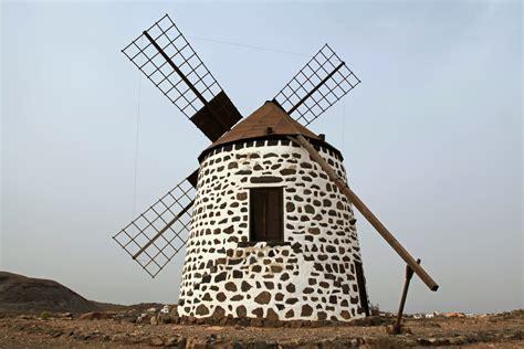 viento del pueblo el el pueblo de villaverde en fuerteventura