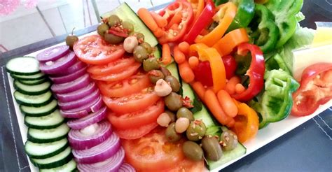 Vegetable Salad Decoration Ideas by Vegetable Salad Salad Decoration Ideas Recipe Omgies