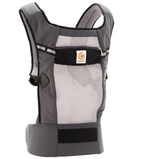 Ergobaby Performance Ventus Baby Carrier ergobaby performance carrier ventus graphite