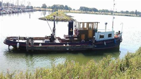 sleepboot te huur te koop motorsleepboot advertentie 289109