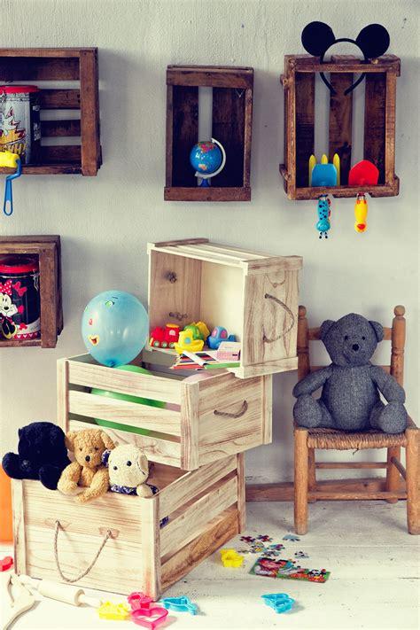 decoracion con cajas de madera ideas para decorar con cajas de madera