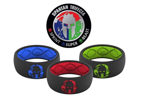 Spartan Race Gift Card - spartan trifecta bundle groove life silicone rings