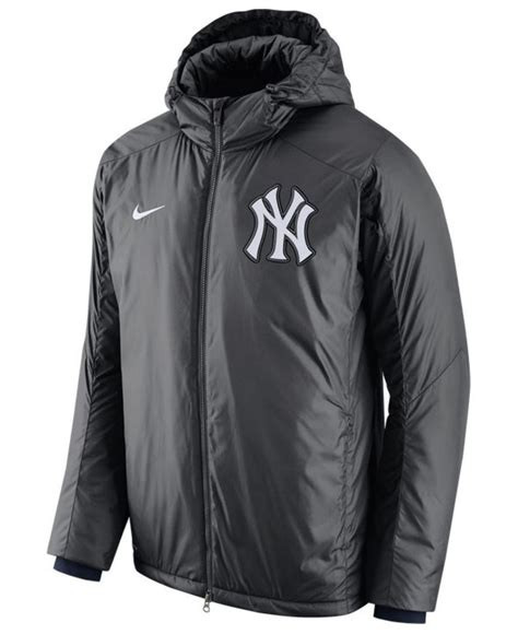 Syakee Dress Ck nike s new york yankees fit jacket in black for lyst