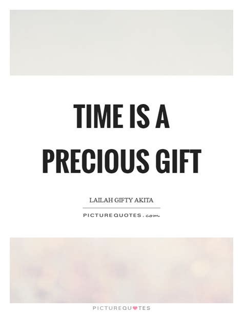 A Precious Gift time is a precious gift picture quotes