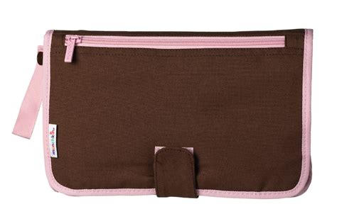 munchkin designer change mat compact nappy changing kit