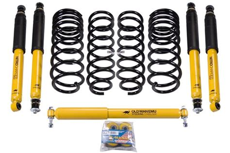 1991 toyota land cruiser lift kit ome 2 5 quot lift kit for 80 series 1991 1997 toyota land cruiser
