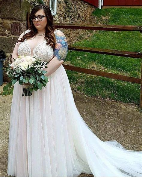 tattoo sizes 40 gorgeous plus size wedding dresses for the special day