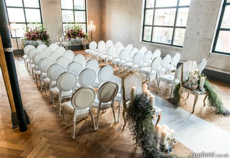 wedding ceremony layout chairs wedding ceremony seating ideas confetti co uk