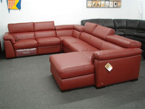 Leather Sofa Sectionals Natuzzi Leather Sofas Sectionals By Interior Concepts Furniture Italsofa I325 Leather Sectional
