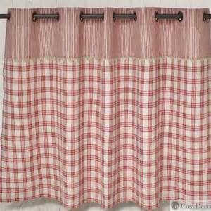 rideau sous evier de cuisine d 233 coration ambiance bistrot