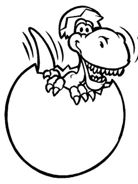 broken egg coloring page scary dinosaurus broken egg coloring pages best place to