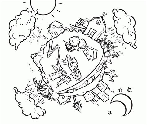 water conservation for kids coloring pages az coloring pages