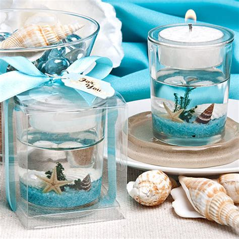 25 theme candle favors wedding favor bridal shower favors shells starfish ebay