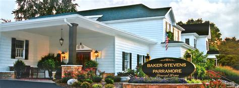 Bakers Funeral Home by Baker Parramore Funeral Home Middletown Oh