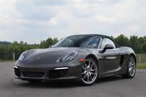 2013 Porsche Boxster 2013 Porsche Boxster S Drive