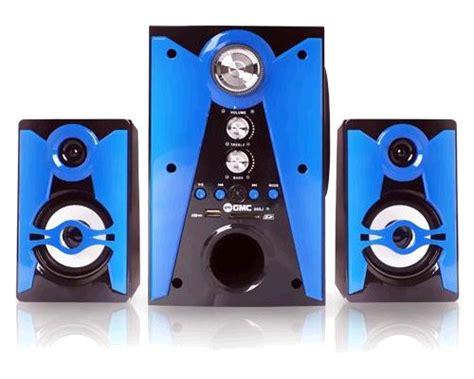 Dan Spesifikasi Speaker Gmc Terbaru speaker aktif gmc 888j terbaru