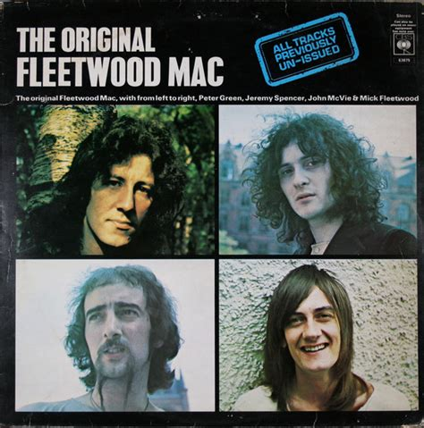 Mac Original fleetwood mac the original fleetwood mac at discogs