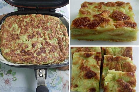 Wajan Pemanggang Roti Bakar masak bingka roti bakar guna pemanggang ini memang ajaib