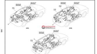 mazda 6 gg 2002 2007 wiring diagrams auto repair