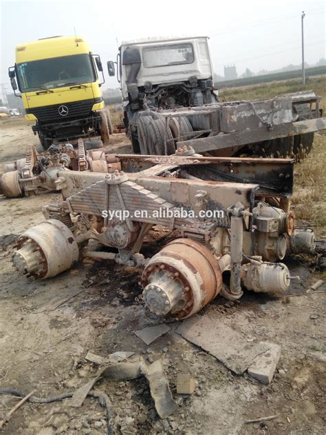 cheap volvo truck parts used volvo rear axle ctev87 and volvo complete truck fh12