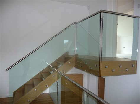 glass banister uk glass balustrades stainless steel systems