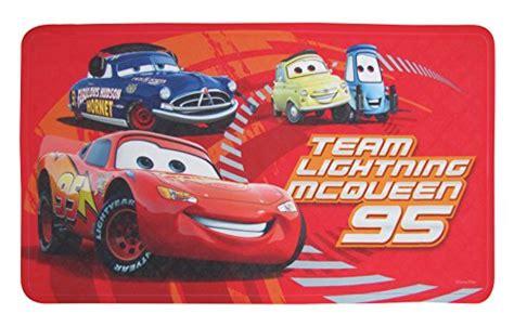 disney cars bathroom accessories disney cars quot team lightning quot decorative bath mat home