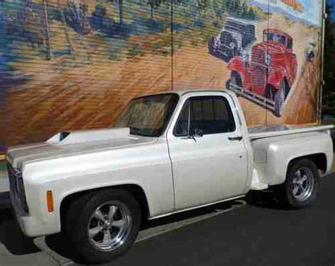 buy used supercharged 383 stroker gmc c1500 chevy c10 c 10